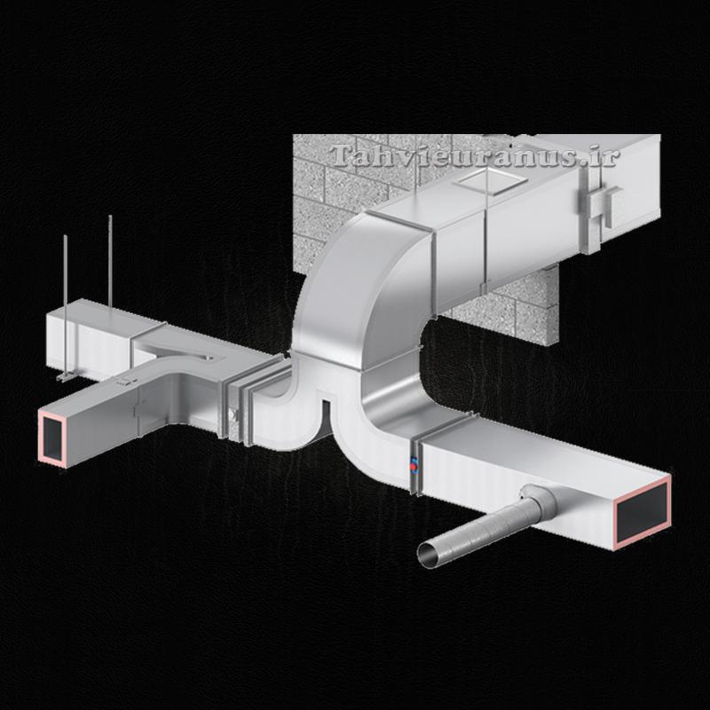 کانالهای انتقال هوا