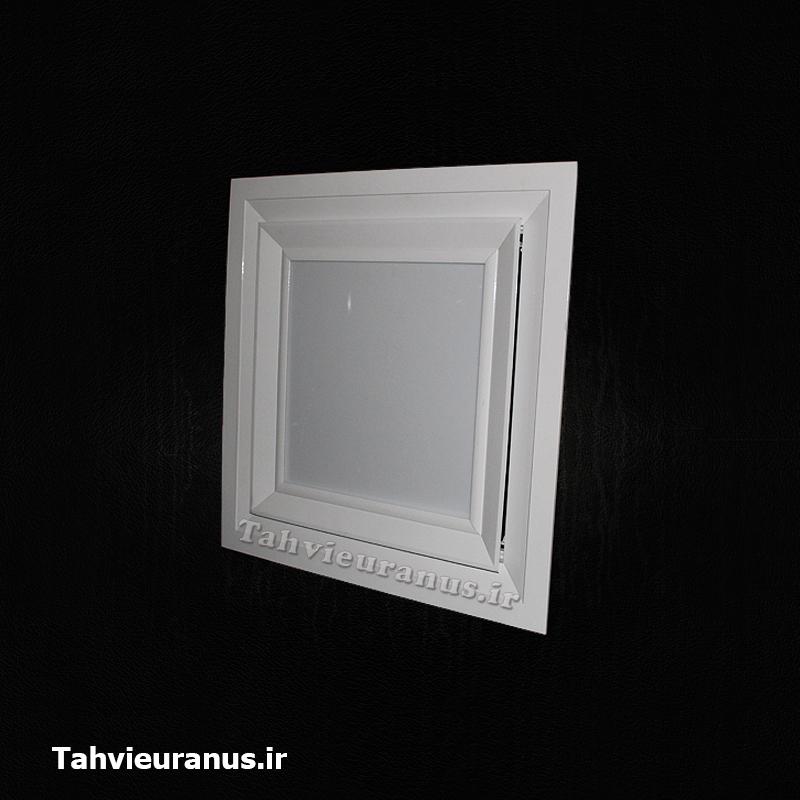 دریچه سقفی تایلی روشنایی